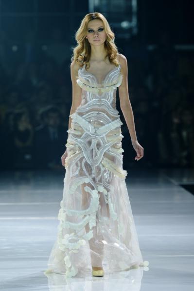 Photo Moscow Fashion Week Baltic News Network News From Latvia Lithuania Estonia