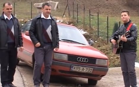 Video Audi Song Baltic News Network News From Latvia - Audi car song