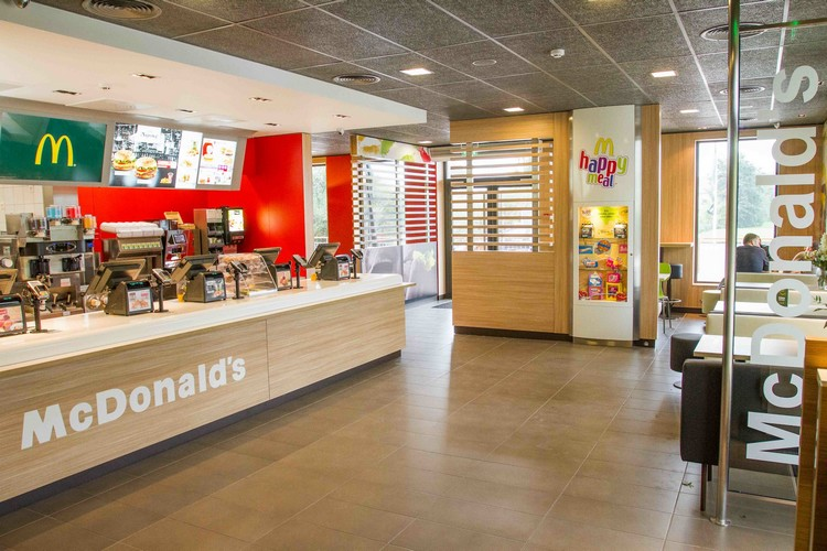 Mcdonalds Interior Design apps, video games, and wearables: a vision for the future of