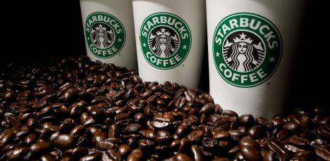 Starbucks Coffee Beans Come From