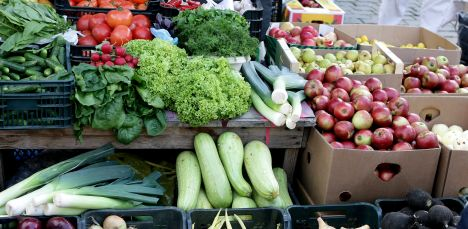 Spiking vegetable prices | Baltic News