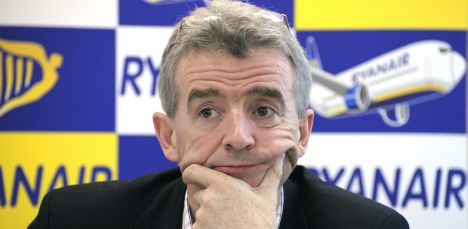 Baltic news, News from Latvia, BNN.LV, BNN-NEWS.COM, BNN-NEWS.RU, Michael O'Leary