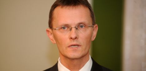 Baltic news, News from Latvia, BNN-NEWS.COM, BNN-NEWS.RU, Finance Minister Andris Vilks