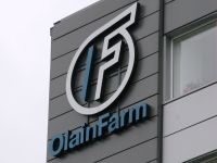 The medicinal and chemical-pharmaceutical product manufacturer AS Olainfarm's provisional June 2011 performance indicates sales have surged 27%, compared to the same period last year, totaling 3.15 million lasts (4.48 million euro), according to the company.