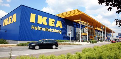 ikea to build new districts in hamburg and london baltic news network news from latvia. Black Bedroom Furniture Sets. Home Design Ideas