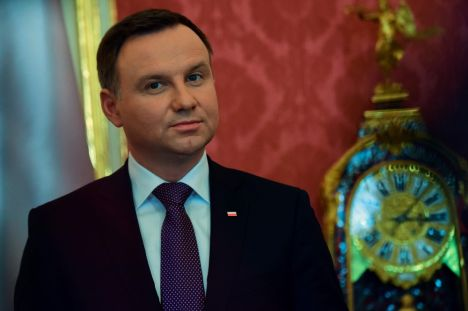 Polish President Andrzej Duda has on March 20 commented that he has held «very good» talks with five U.S. senators in the context of a NATO summit planned to take place Poland in July.