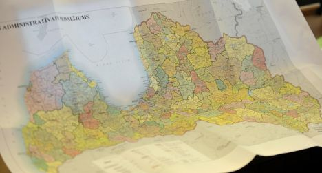 Where Is Latvia On The World Map.Where Is Latvia Located Eastern Or Northern Europe Baltic News