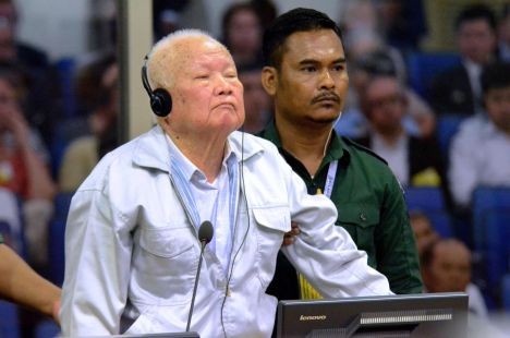 Last Khmer Rouge leaders found guilty of genocide in Cambodia