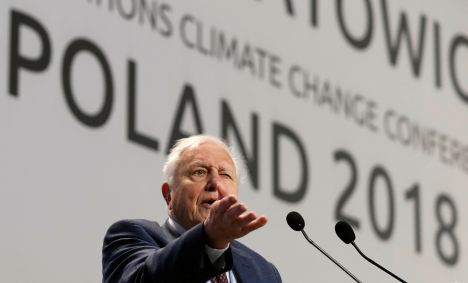 United Nations chief: Climate change is 'most important issue we face'