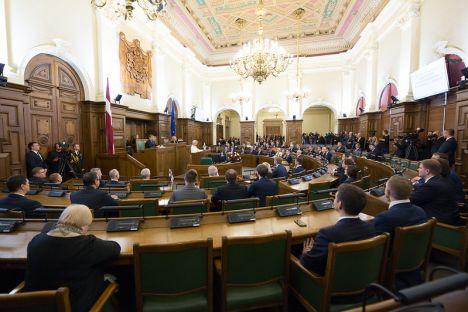 budget 2020, funding, parties, Janīna Kursīte-Pakule, Saeima