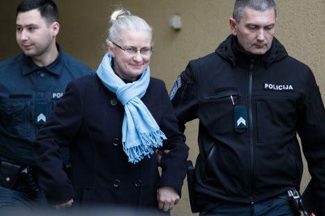 Lithuania, Viačeslav Titov, Miglė Tuskienė, fugitive judge
