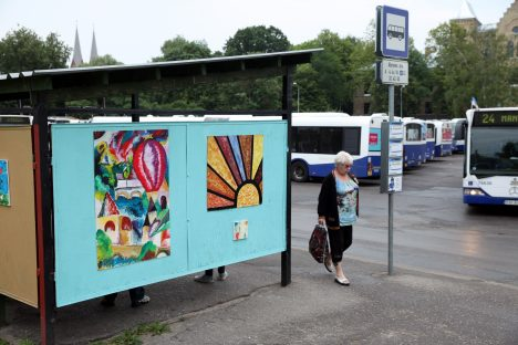 3+ card, Latvia, families, public transport, services, state holiday