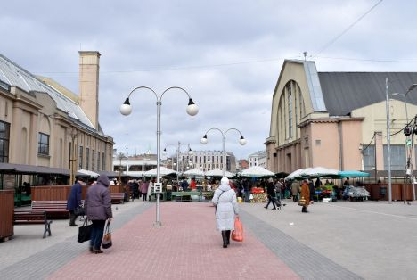 ENAP, Riga Central Market, important, State Police