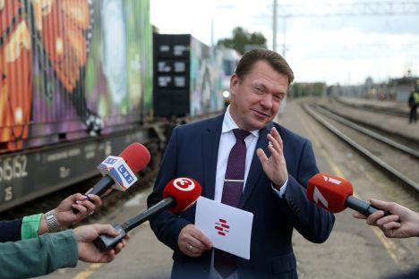 Aivars Strakšas, Edvīns Bērziņš, Jānis Lange, compensation, Latvian Railway, Panorāma, important