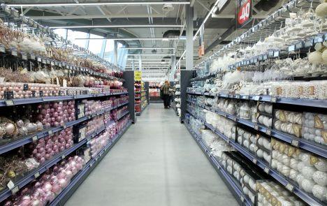 Central Statistical Bureau, retail, trade turnover, Latvia