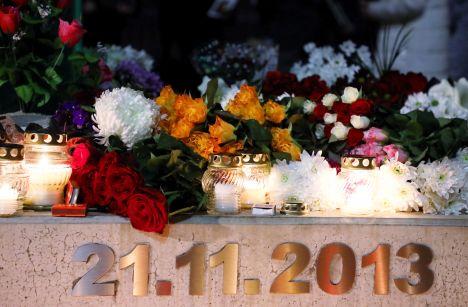 Maxima, Zolitude tragedy, commemoration