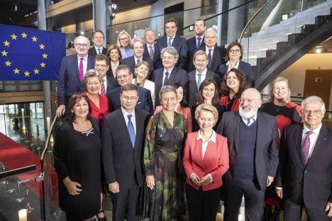 Ursula von der Leyen, European Commission, Brussels