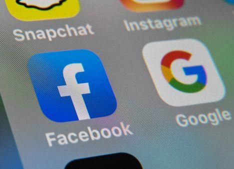 facebook, google, Amnesty International
