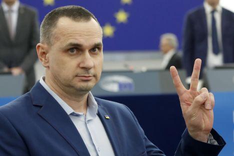 Oleg Sentsov, Ukraine, Russia, Crimea