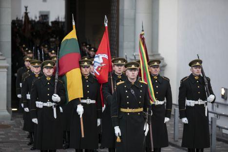 Klaipėdos Nafta LGN terminal Volodymyr Zelensky Neringa Venckienė Lithuania Vilnius