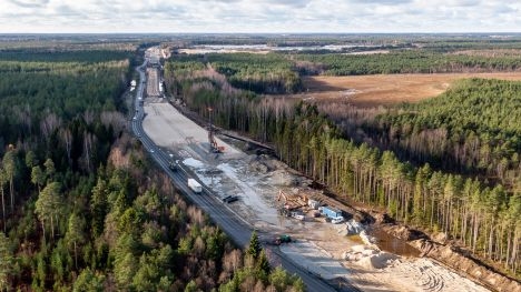 Estonia, construction, civil engineering, building