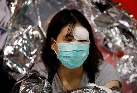 Hong Kong, China, communism, democracy