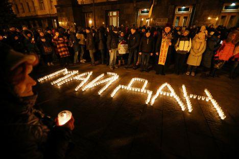 Ukraine, Maidan, Viktor Yanukovych