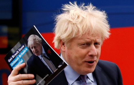 Boris Johnson, Britain, UK, Brexit