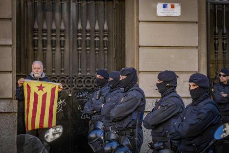 Catalonia, Spain, Madrid, Barcelona