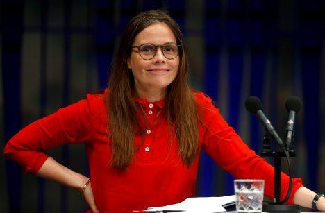 Iceland, welfare, budget, prime minister, Katrin Jakobsdottir