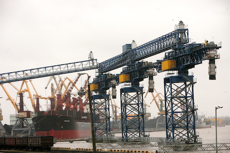 U.S. USA sanctions recommended Port of Ventspils