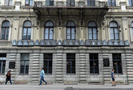 VNI, ReRe, New Riga Theatre, reconstruction, court