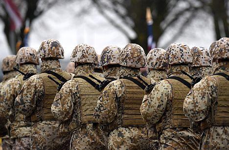 Latvia, USA, Ronald Reagan, security forum, California