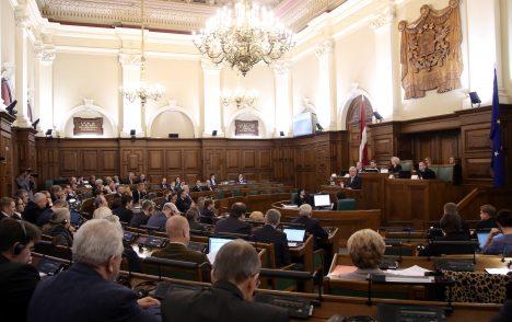 Saeima, debates, laws, amendments, autumn session