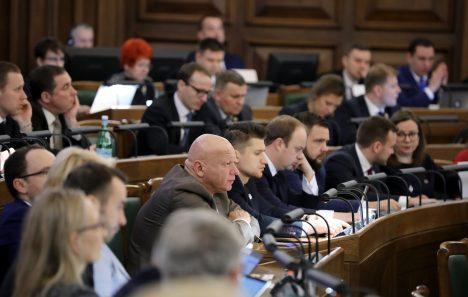 Riga Freeport, Ventspils Freeport, board, legislative changes, government, Saeima