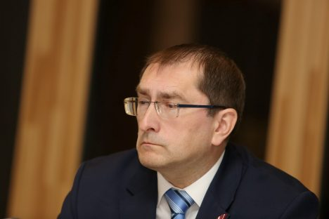 USA, announcement, sanctions, Aivars Lembergs, Transport Ministry, Tālis Linkaits