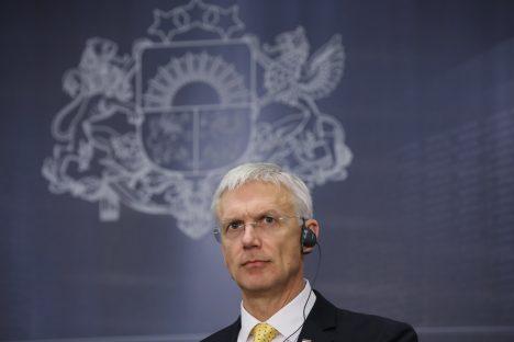 Krišjānis Kariņš, Aivars Lembergs, freeport, sanctions, OFAC, USA, black list