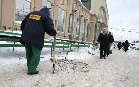 cigarette mafia, Riga Central Market, scandal, lease, territory
