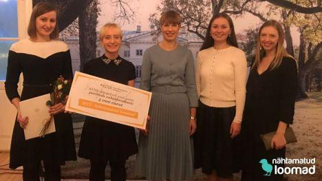 animal welfare, Estonia, NGOs
