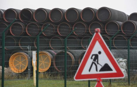 Nord Stream 2, Germany, U.S., Russia, gas, sanctions