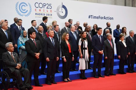 Climate change, Madrid, UN