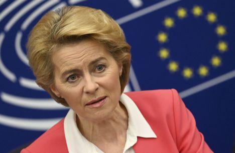 Brexit, United Kingdom, European Union, Ursula von der Leyen