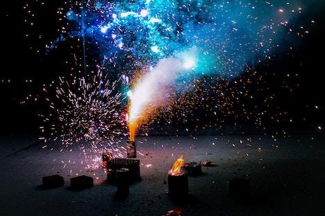 fireworks, Latvia, Civinity, noise, rules