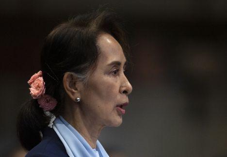 Myanmar, genocide, Aung San Suu Kyi, UN International Court of Justice, Nobel, Rohingya