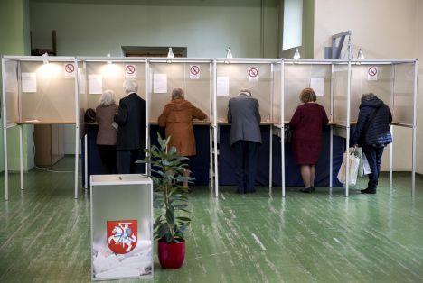 Lithuania, election, Seimas, threshold