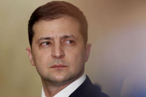 Volodymyr Zelenskiy, Vladimir Putin, Ukraine, Russia