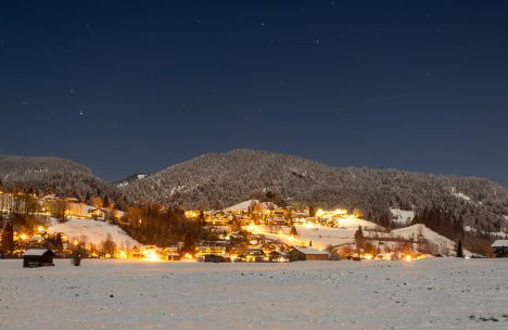 tourism, ski resort, Italy, pollution