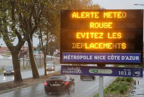 Floods, France, Riviere, climate change