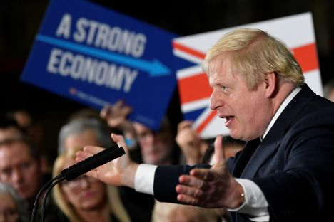 UK, Brexit, Conservative Party, Boris Johnson, snap election
