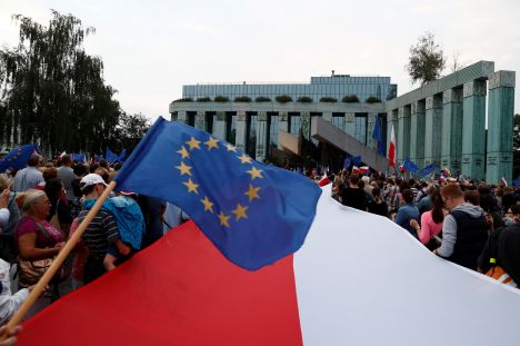 Poland, judicial reform, Warsaw, European Union